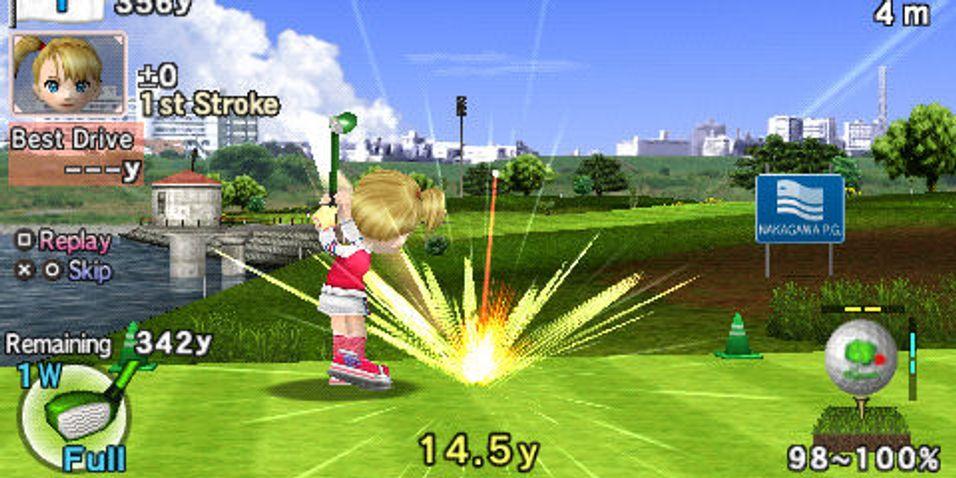 ANMELDELSE: Everybody's Golf 2