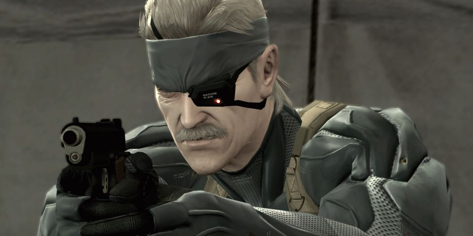 Klar for Metal Gear Solid 4?