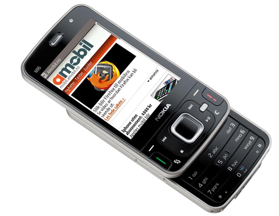 Nå kan du lese oss på mobilen.