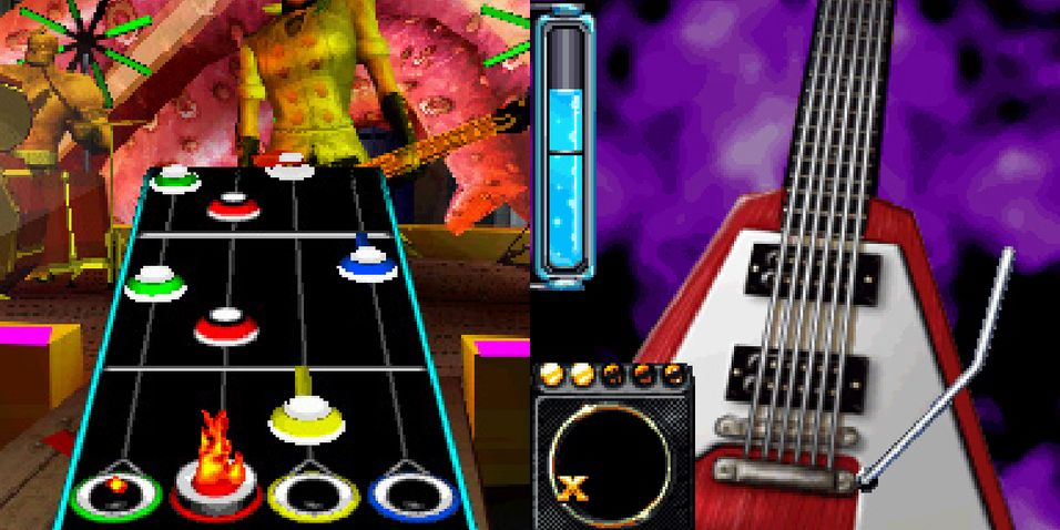 Guitar Hero DS-pakke i juli