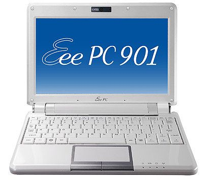 Eee PC 910 med Intel Atom