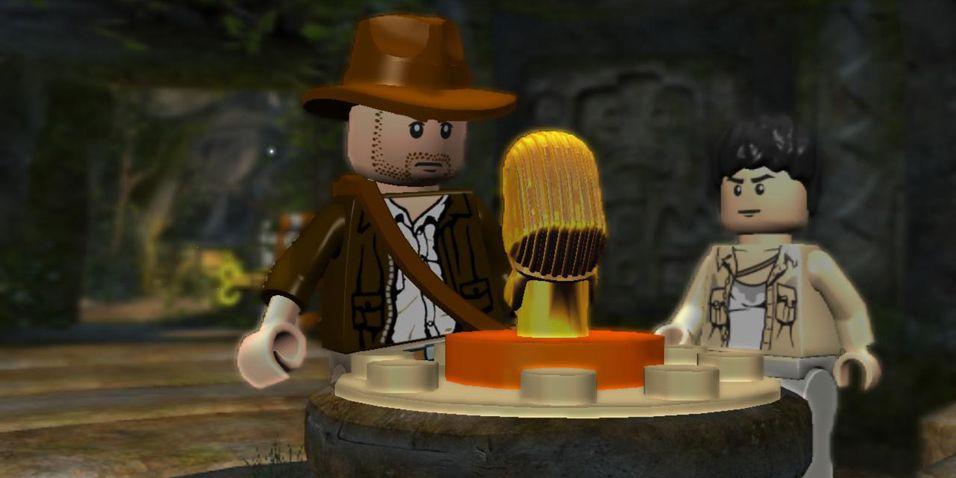ANMELDELSE: Lego Indiana Jones: The Original Adventures