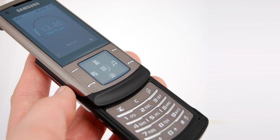 TEST: Samsung U900 Soul