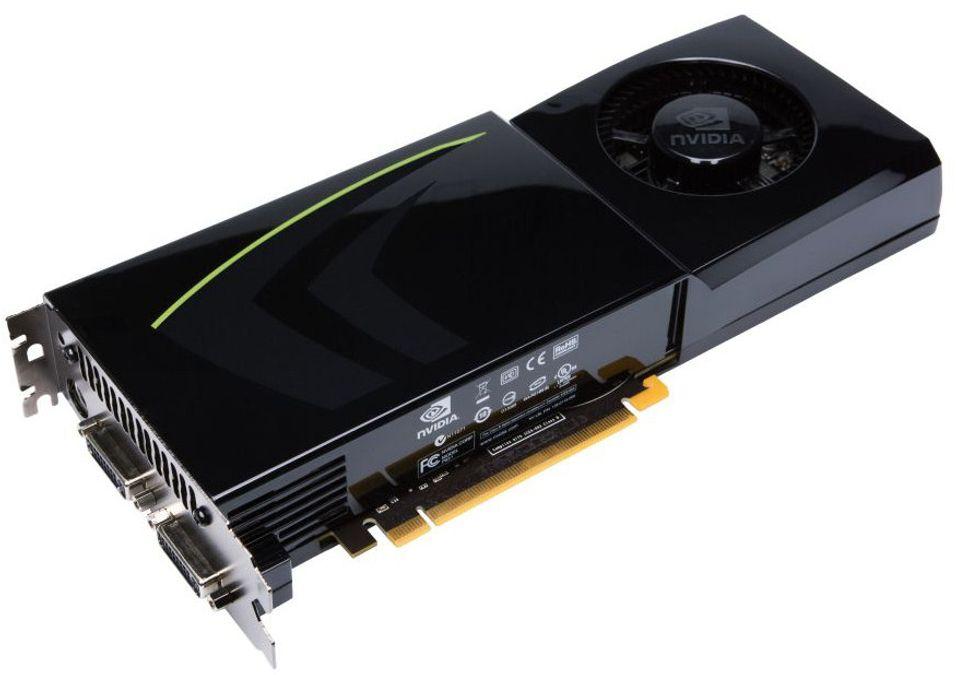 Nvidia lanserer Geforce GTX 280
