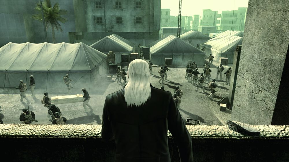 Metal Gear Solid 4: Guns of the Patriots er en av mine favorittspill.