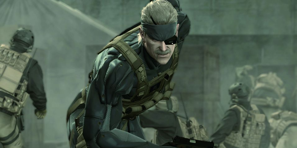 ANMELDELSE: Metal Gear Solid 4: Guns of the Patriots