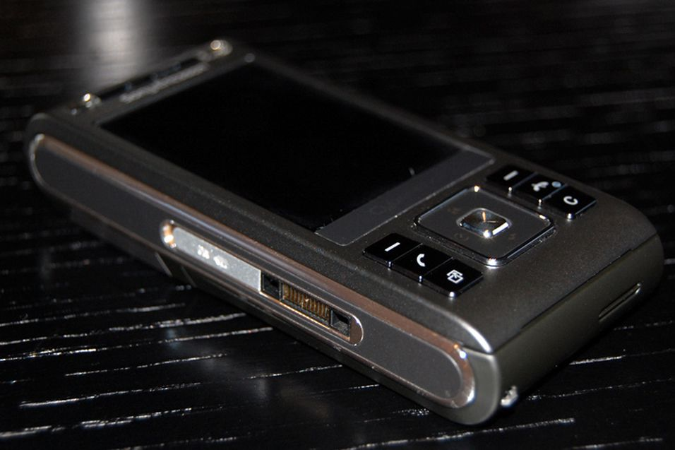 C905 er Sony Ericssons nyeste kameraflaggskip.
