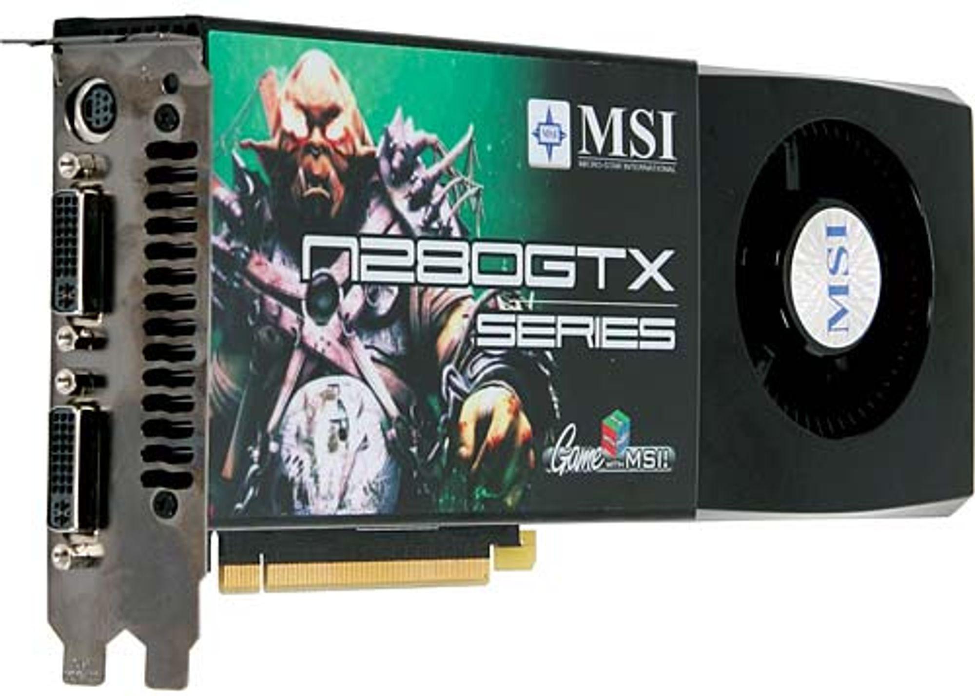 Geforce GTX280 er nå endelig offisielt støttet i Linux, BSD og Solaris