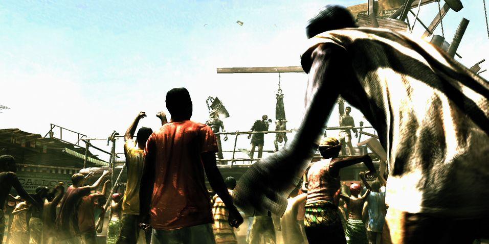 Resident Evil 5 Xbox 360-eksklusivt?