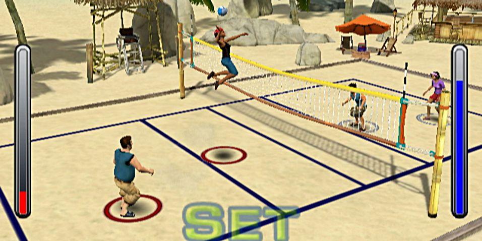 Sommersport på Wii