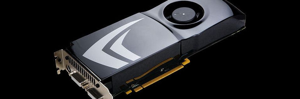 Girer opp Geforce 9800 GTX