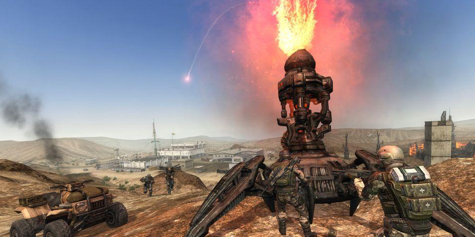 ANMELDELSE: Enemy Territory: Quake Wars