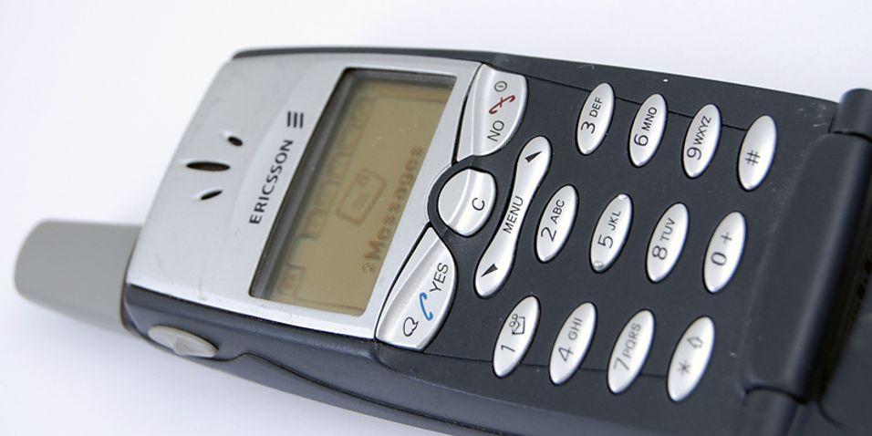 Ericsson T39 skulle redde Ericsson fra finnenes mobilsuksess