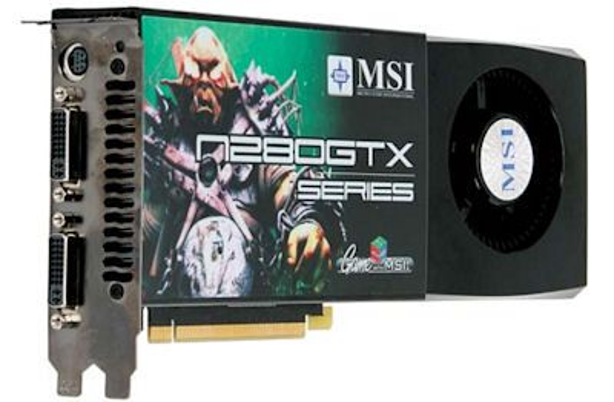Forceware støtter nå Geforce GTX 200-serien