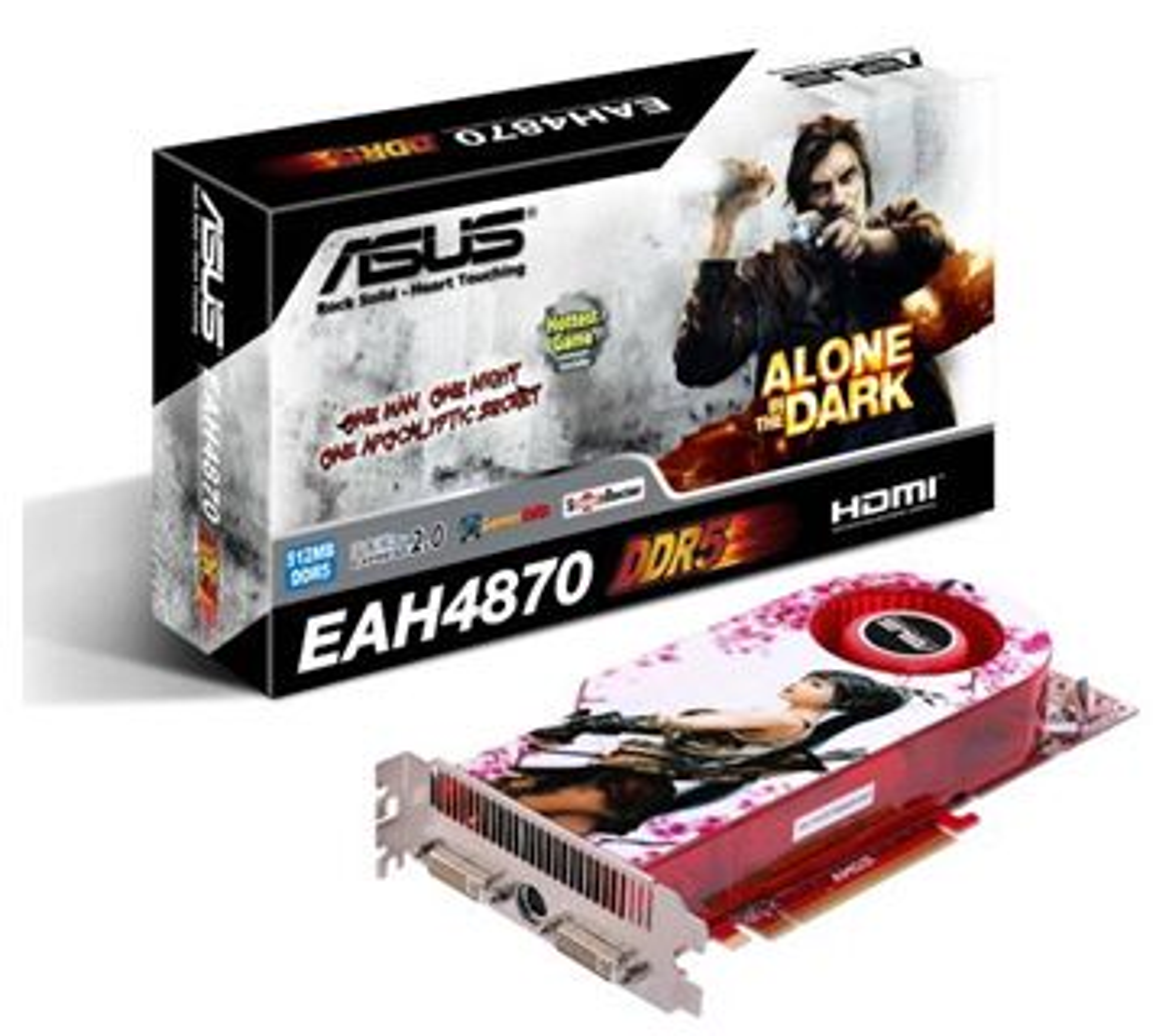 Asus Radeon HD 4870