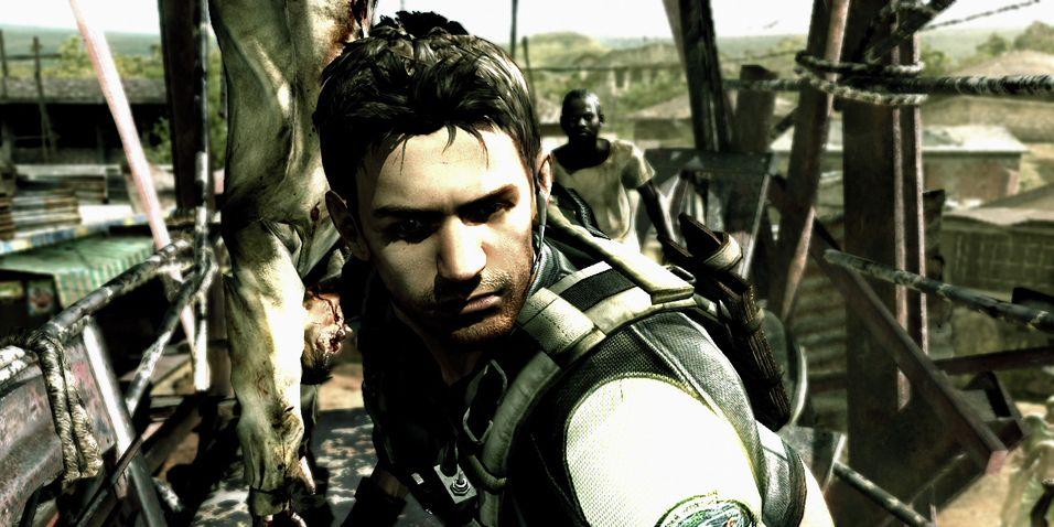 Resident Evil 5 ikke eksklusivt