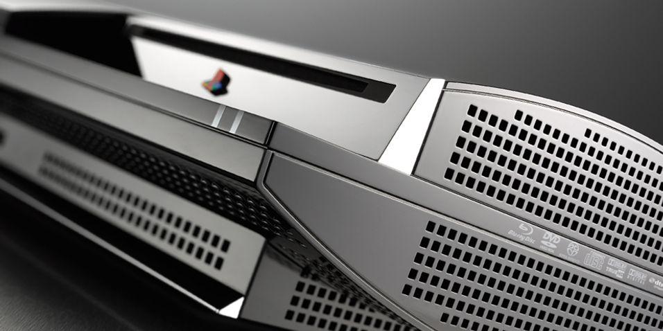 Sony med røde tall
