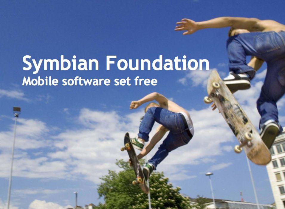 Den neste Symbian-versjonen skal være fri for alle.