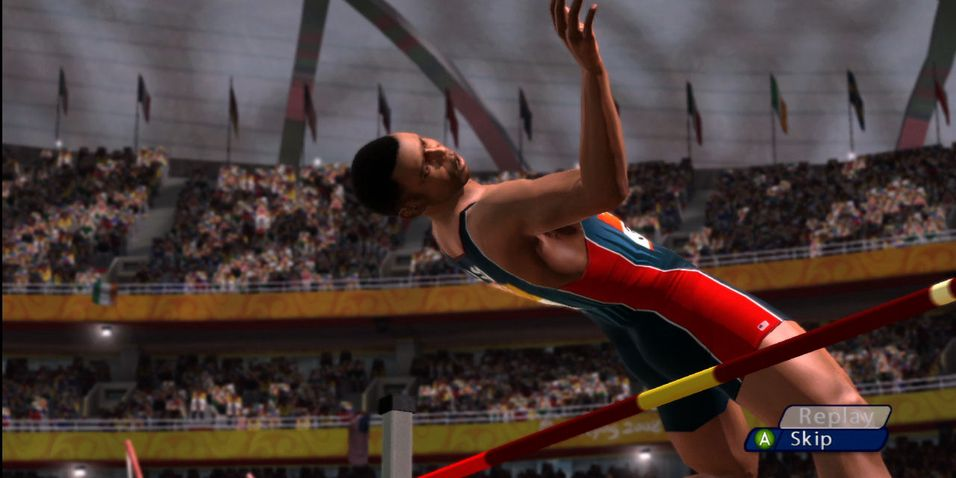 ANMELDELSE: Beijing 2008: Official Video Game of the Olympic Games
