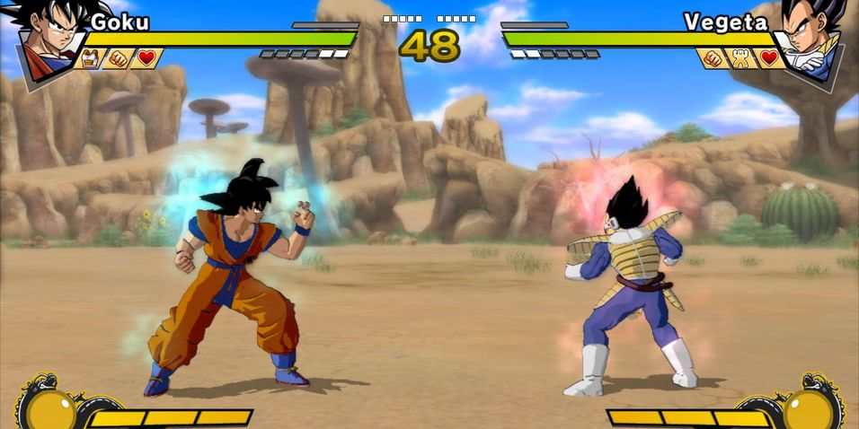 ANMELDELSE: Dragon Ball Z: Burst Limit