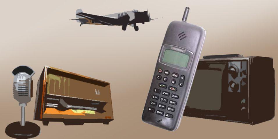Den første bærbare GSM-telefonen kom til Norge sammen med GSM-nettet i '93.