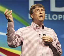 Bill Gates (Foto: Microsoft)
