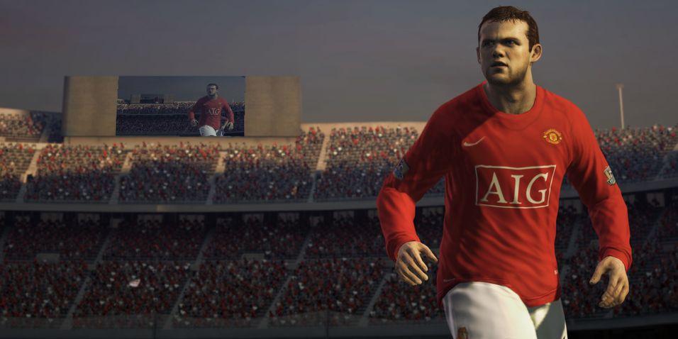 Mye nytt i FIFA 09