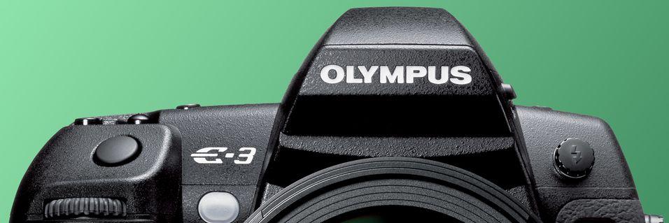 REFLEKSJON: David Angel tester Olympus E-3