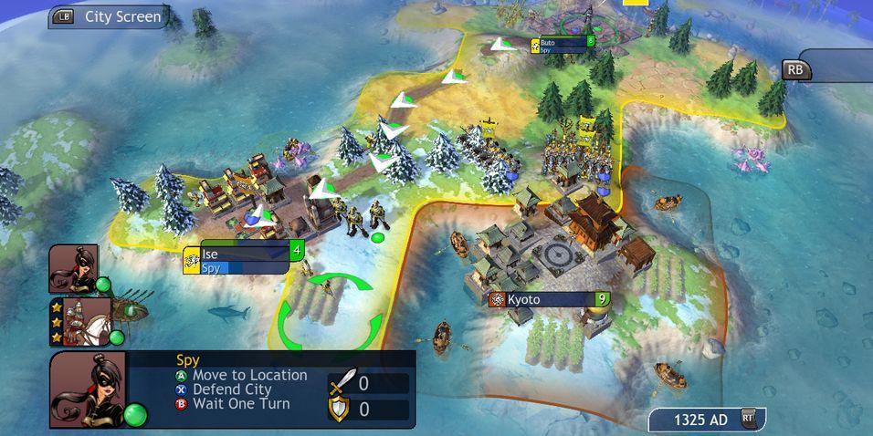 ANMELDELSE: Sid Meier's Civilization Revolution