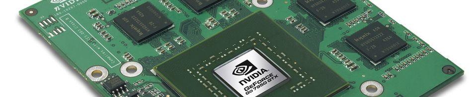 Illustrasjonsbilde: Geforce Go 7950 GTX