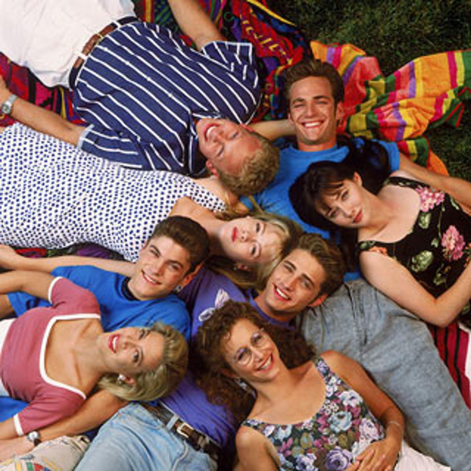 Den velkjente ungdomsgjengen fra Beverly Hills er tilbake, og klare for tidenes spin-off.