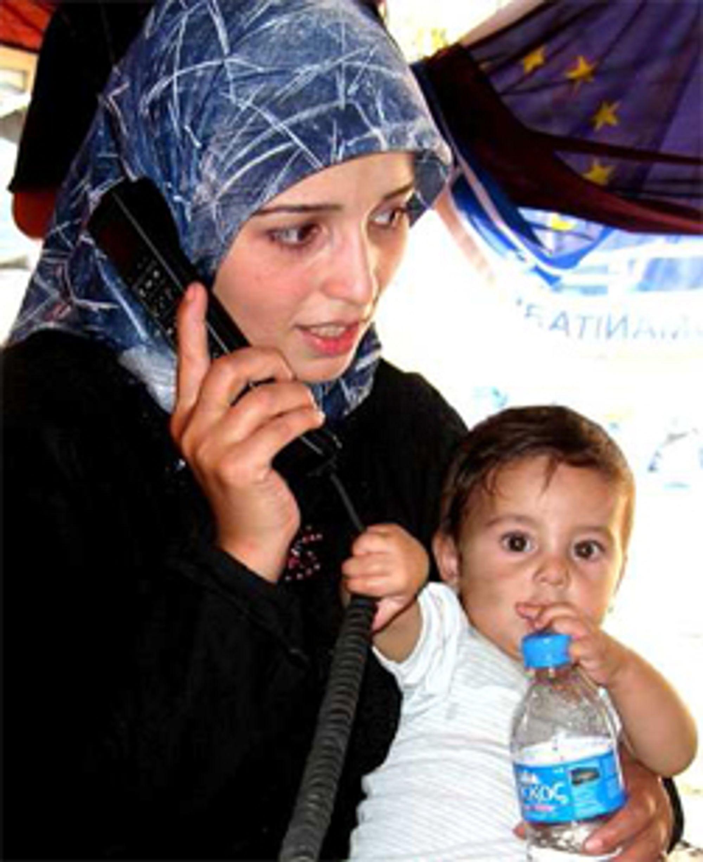 Telekom uten grenser har blant annet vært tilstede i Libanon. (Foto: TSFI.org)