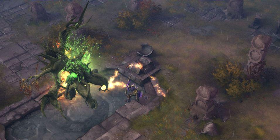 SNIKTITT: Diablo III