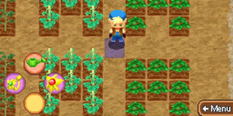 Nye Harvest Moon-spill på vei