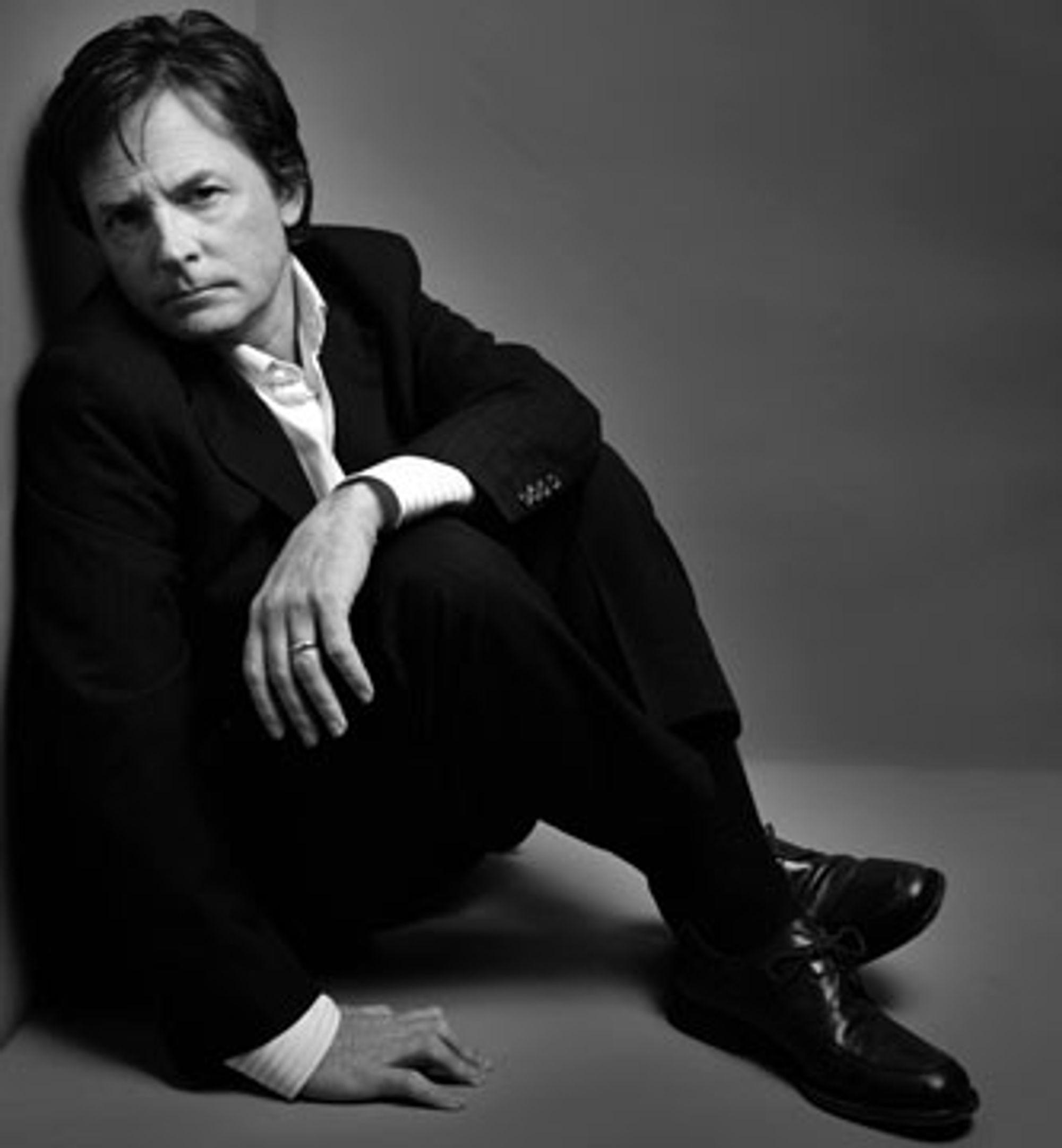 Michael J. Fox vender tilbake til underholdningsbransjen.