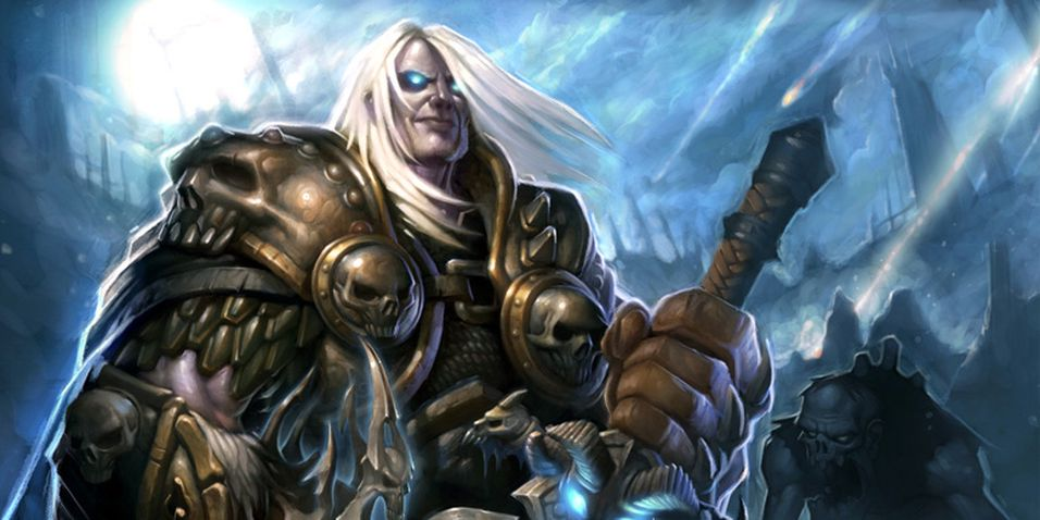 SNIKTITT: World of Warcraft: Wrath of The Lich King