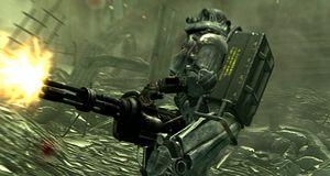Fallout 3 forbys i Australia