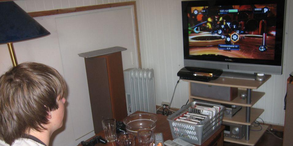BLOGG: Skal spille PS3 i 168 timer
