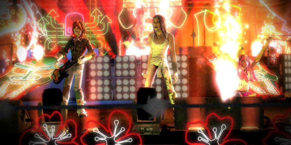 Konami saksøker Rock Band-utvikler