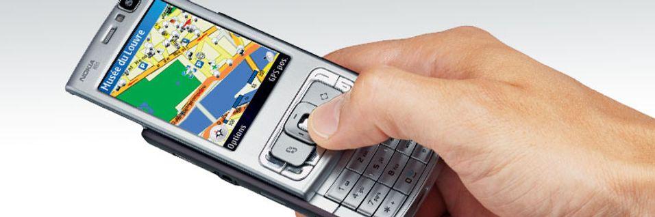 Nokia får godkjent GPS-kupp