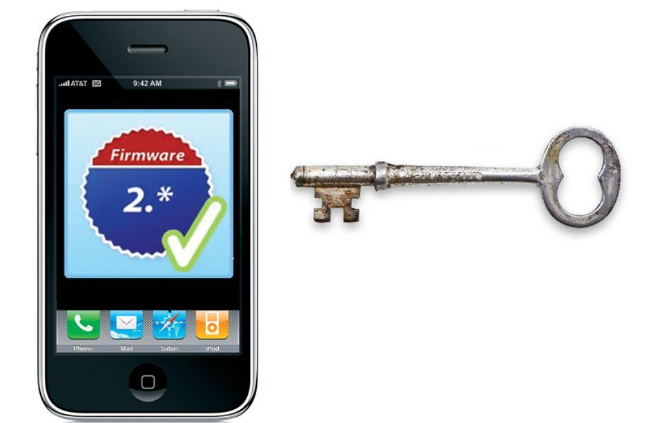 Iphone 2.0 kan snart låses opp.