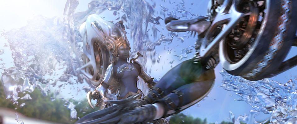 BLOGG: Microsoft med Final Fantasy-krutt