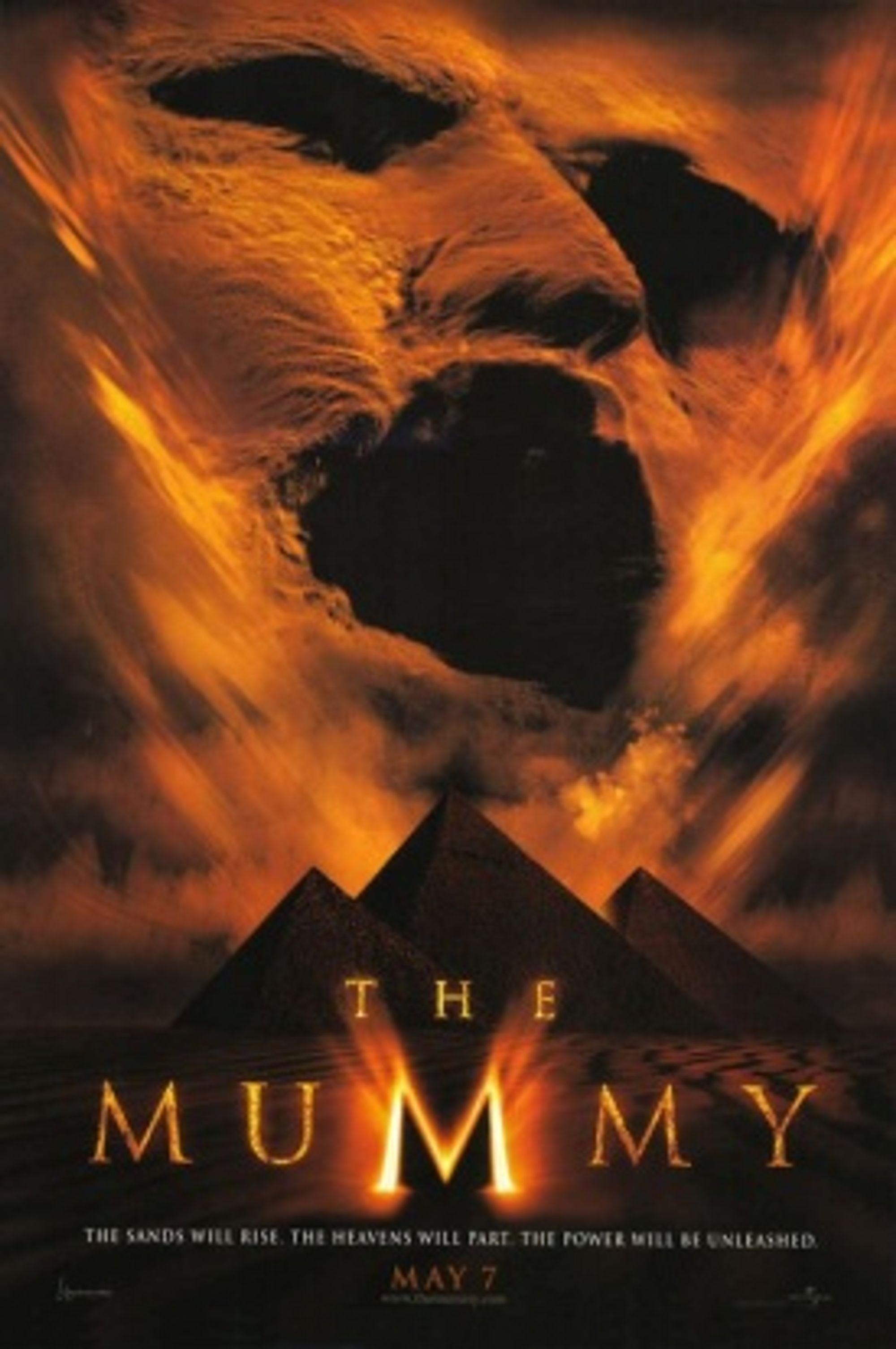 Den aller første Mumie-filmen møtte ingen stor motstand - bare massiv suksess.