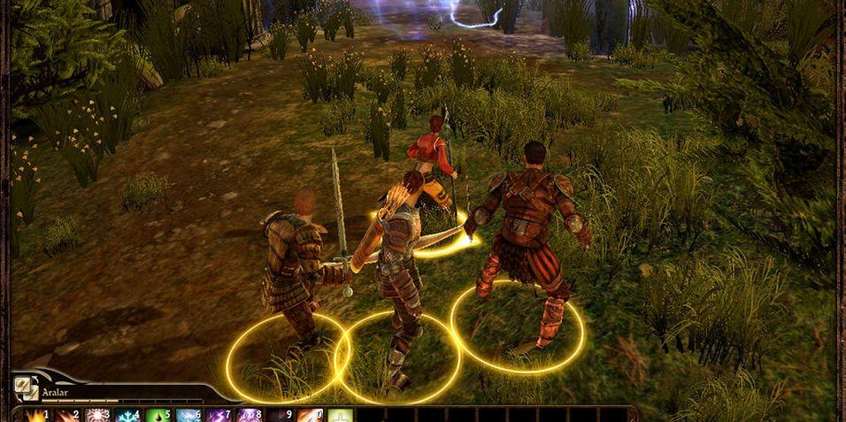 Dragon Age til konsoller