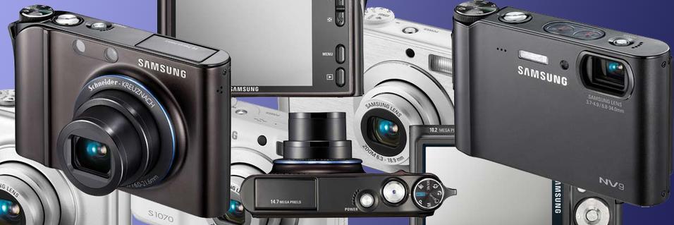 Fem nye fra Samsung