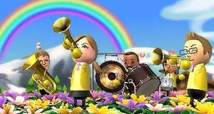 Info om Wii Music