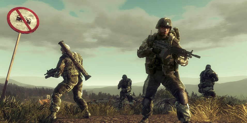 ANMELDELSE: Battlefield: Bad Company