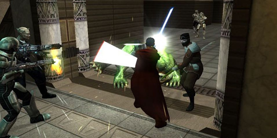 Knights of the Old Republic-MMO på vei