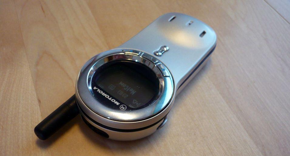 Retrotest: Motorola V70