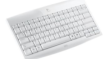 Tastaturet til Wii er klart